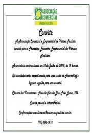Primeiro Encontro Empresarial de Várzea Paulista