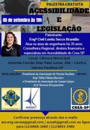 Acessibilidade e Legislação